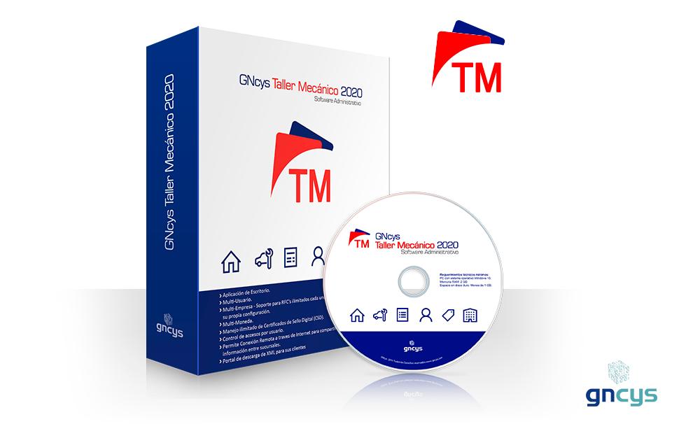 GNcys Taller Mecánico 2021 (TM)